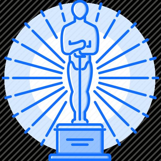 Cinema, oscar, award, filming, movie, film icon