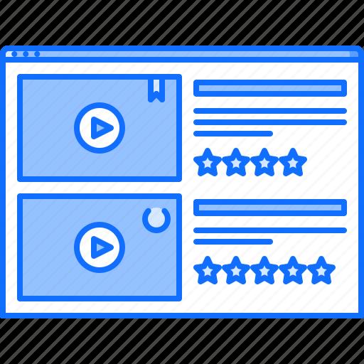 cinema, film, filming, movie, rating, website icon