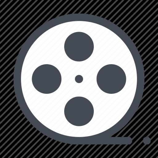 Cinema, film, media, movie, multimedia, video icon - Download on Iconfinder