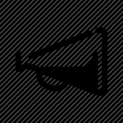 Cinema, cinematography, film, filming, cinema megaphone, movie icon - Download on Iconfinder
