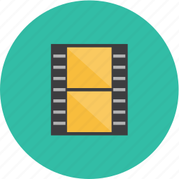 art, cinema, film, movie, video icon