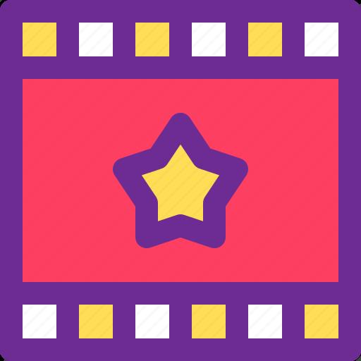 best, frame, movie, star, top icon