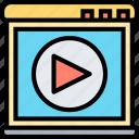 screen, monitor, video, software, multimedia