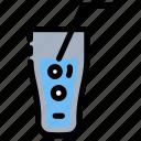 cold juice, drink, fruit juice, glass, juice, juice glass, vacation icon