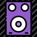 cinema, entertainment, loudspeaker, movie, music, speaker, volume icon