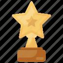 actor award, award, cinema award, movie award, reward, star, star award