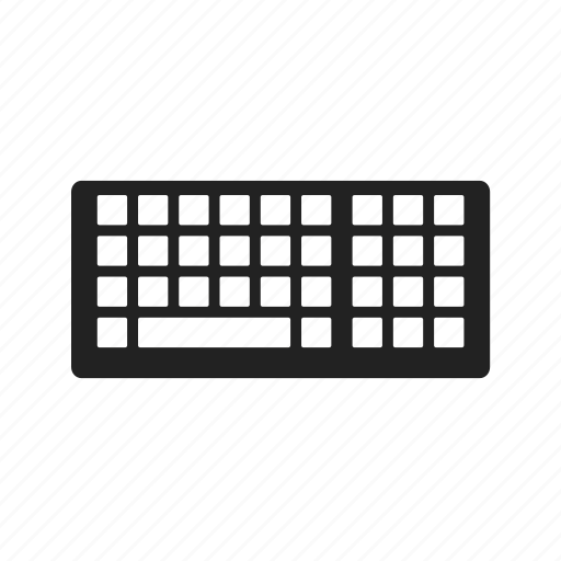 control, dialing, keyboard, keypad icon