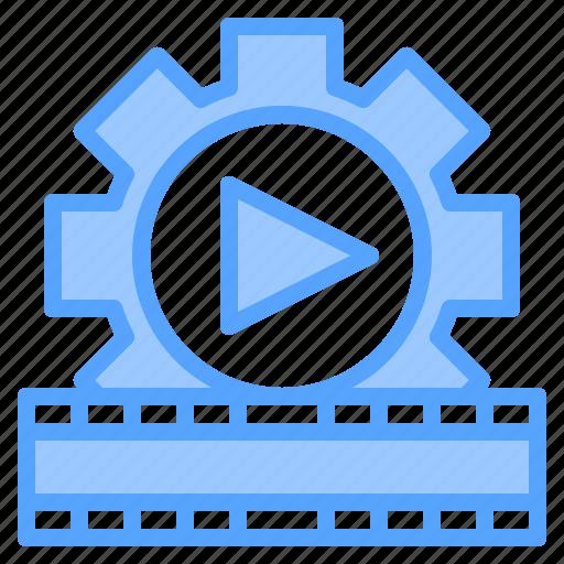 audience, cinema, film, movie, theater, tool, watching icon