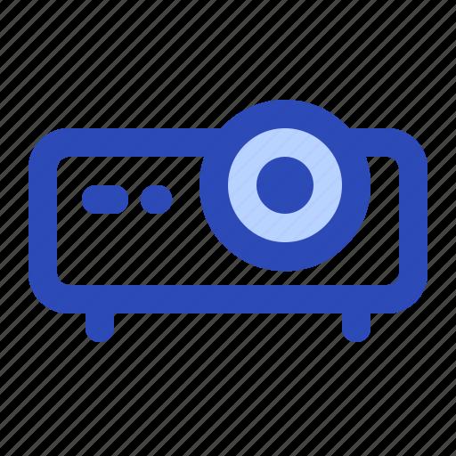 infocus, movie, multimedia, ohp, presentation, projector, video icon