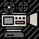 cinema, entertainment, film, movie, projection, projector