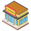 big screen, cinema, entertainment, film arena, movie theater