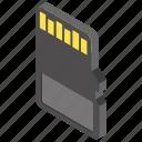 flash card, memory cartridge, multimedia card, sd card, secure digital card icon