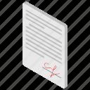 chirography, cinema's document, film file, penmanship, script icon