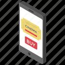 buy online ticket, online booking, online reservation, online ticket booking, online ticketing icon
