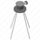 camcorder, candid camera, photographic equipment, polaroid, tripod camera icon