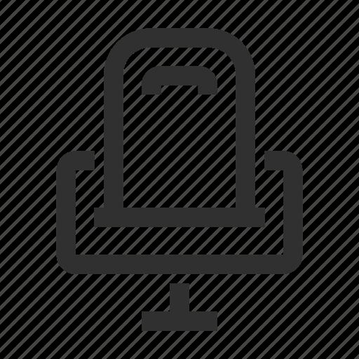 armchair, chair, cinema, entertainment, film, movie icon