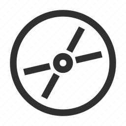 audio, cd, cinema, clip, film, media, movie, multimedia, music, video icon