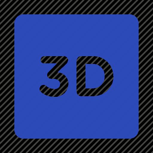 cinema, film, imax, movie, rectangle icon