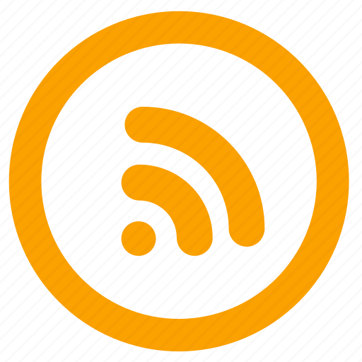 feed, rss, social, subscribe icon