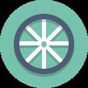 bike wheel, wheel