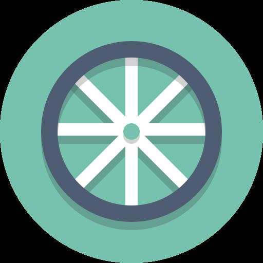 Bike wheel, wheel icon - Free download on Iconfinder