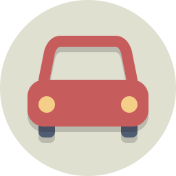 automobile, car, transportation, vehicle icon