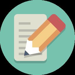 compose, edit, paper, pencil, write icon
