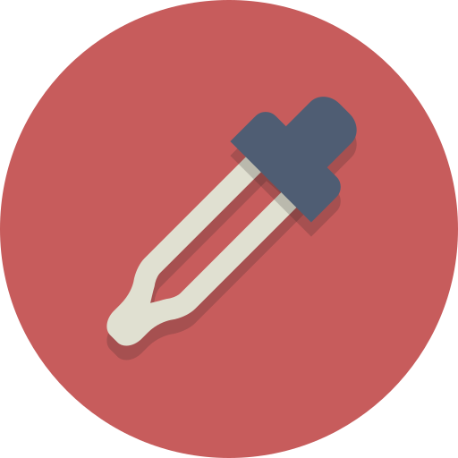 Dropper, eye dropper, pipette icon - Free download