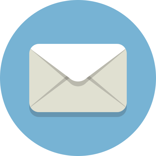 envelope, mail, message icon