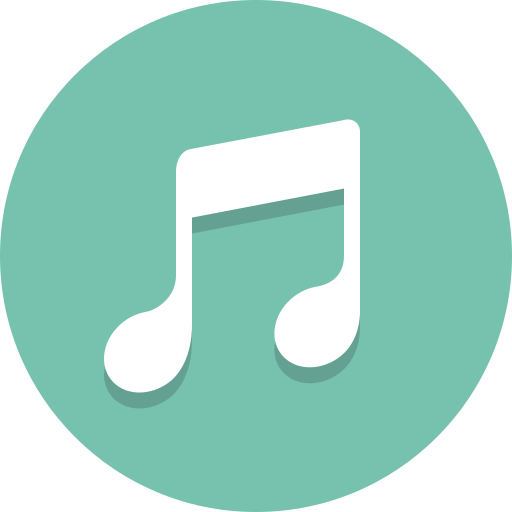 icon audio notes icons circle editor open