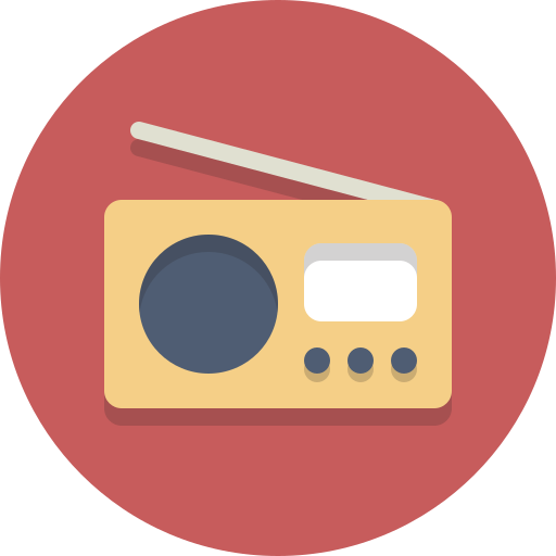 Image result for radio icon png