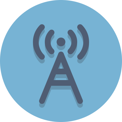 Signal, tower icon - Free download on Iconfinder