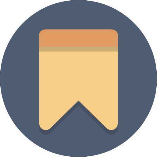 badge, ribbon icon