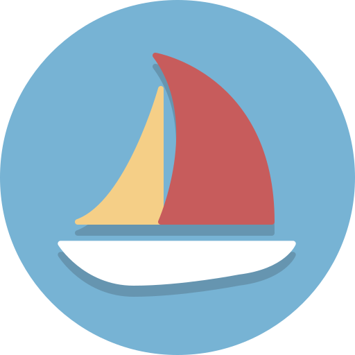 Boat, sailboat, ship, vessel icon | Icon search engine