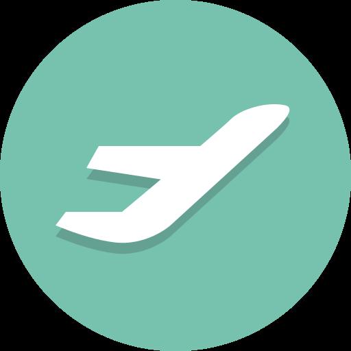 airplane, departure, plane, takeoff icon