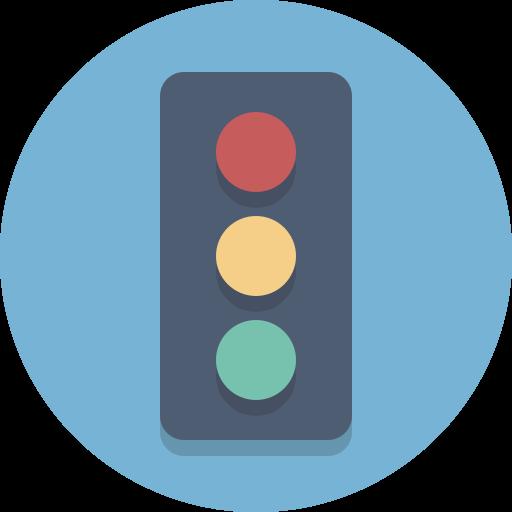 Signal, traffic light, traffic signal icon - Free download