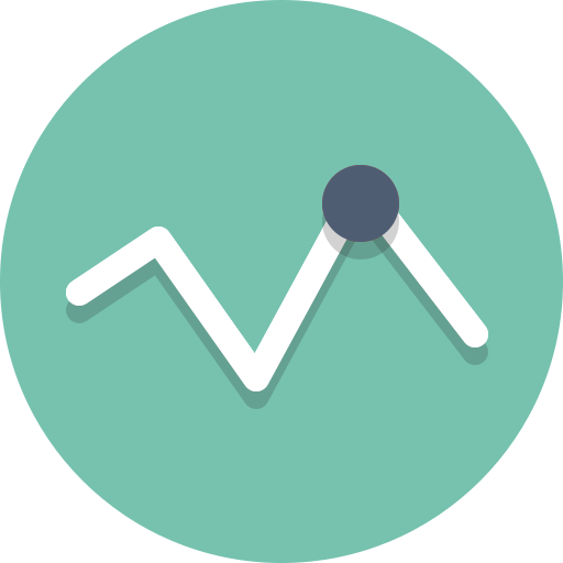 Trends, chart, graph icon - Free download on Iconfinder