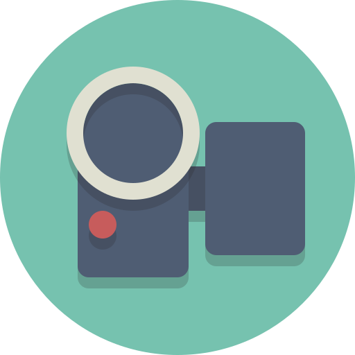 Camcorder, video camera icon - Free download on Iconfinder