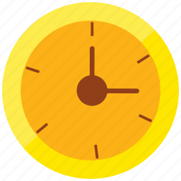 clock, minute, occasion, second, time, while icon