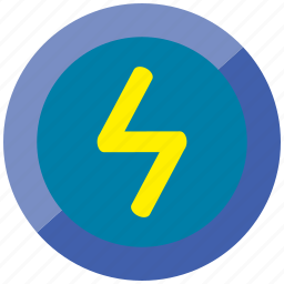 charge, electric, energy, flash, power, thunder icon