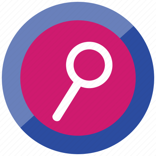 file, find, loop, microscop, search, seraching icon