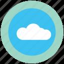 cloud, download, guardar, memory, save, storage, stream, upload icon