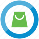 blue, buy, goody bag, sell, shop, store, trade