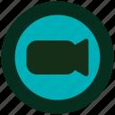 animation, camera, film, handycam, streaming, video icon