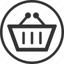 basket, buy, cart, sale icon