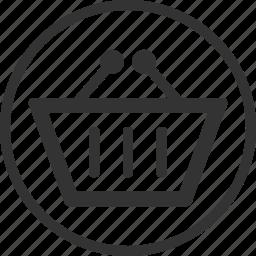 basket, buy, cart, sale icon