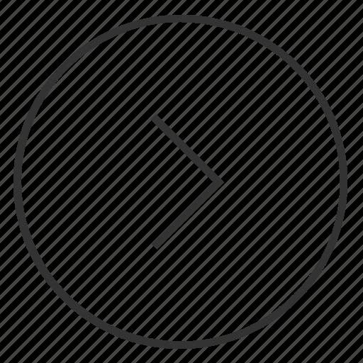 arrow, next arrow, right icon