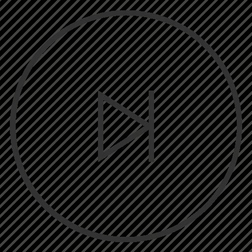 Forward, next arrow icon - Download on Iconfinder