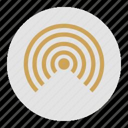 base, signal icon