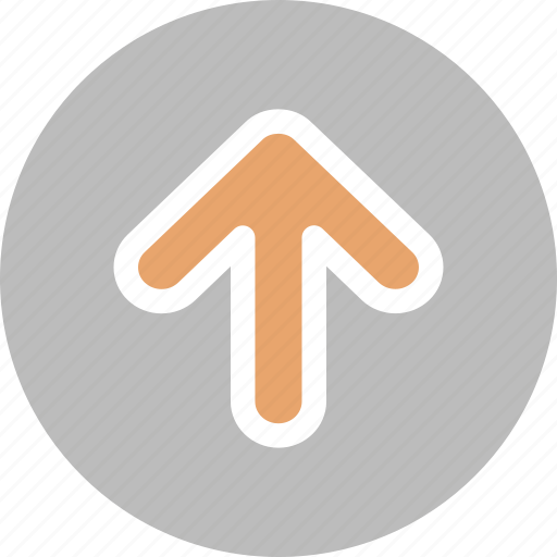 arrows, move, navigation, top, up, upload icon